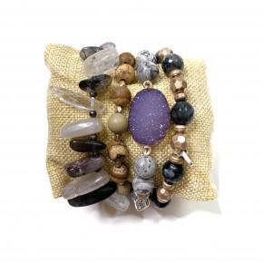 Gatsby Bracelet Set