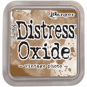 Tim Holtz Distress Oxide Ink Pad, Vintage Photo