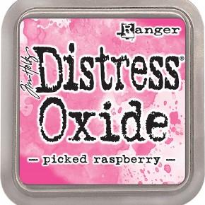 Tim Holtz Distress Oxide Ink Pad, Picked Raspberry