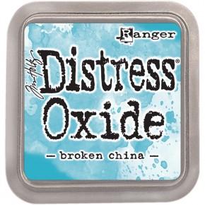 Tim Holtz Distress Oxide Ink Pad, Broken China