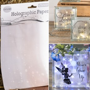 Holographic Paper Assortment Pack