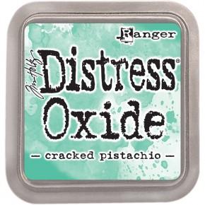 Tim Holtz Distress Oxide Ink Pad, Cracked Pistachio