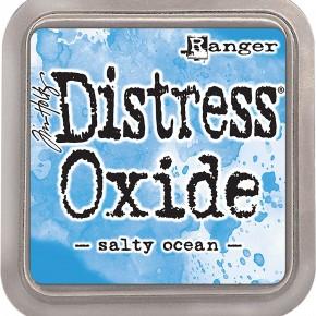 Tim Holtz Distress Oxide Ink Pad, Salty Ocean