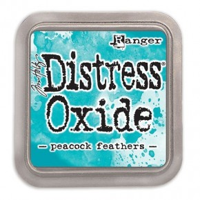 Tim Holtz Distress Oxide Ink Pad, Peacock Feather