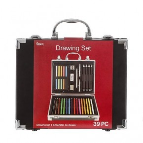 Studio 71 Artist Drawing Set, 39 pieces
