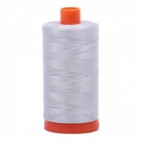 Aurifil Thread 50wt Cotton 1422 yard, Dove