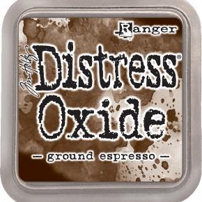 Tim Holtz Distress Oxide Ink Pad, Ground Espresso