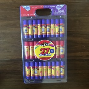27 Piece Glue Stick Value Pack
