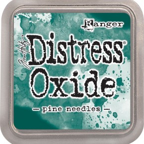 Tim Holtz Distress Oxide Ink Pad, Pine Needles