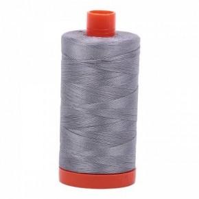 Aurifil Thread 50wt Cotton 1422 yard, Grey