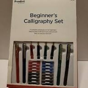 Beginner's Calligraphy Set