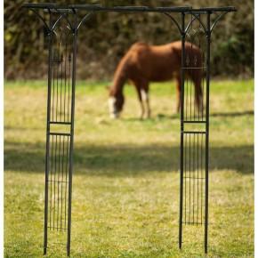 Zen Garden Arch with Flat Top