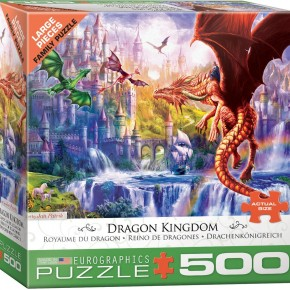 Dragon Clan by Jan Patrik 500-Piece Puzzle