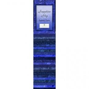 Quilting Strip Packs- Essential Gems, Sapphire Sky