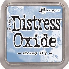 Tim Holtz Distress Oxide Ink Pad, Stormy Sky