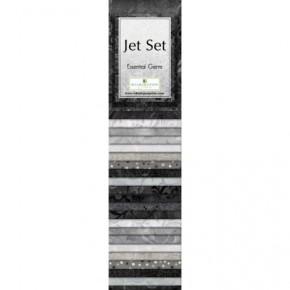 Quilting Strip Packs- Essential Gems, Jet Set