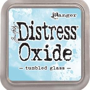 Tim Holtz Distress Oxide Ink Pad, Tumbled Glass