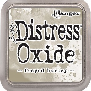 Tim Holtz Distress Oxide Ink Pad, Frayed Burlap