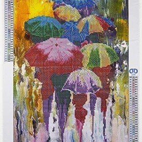 Diamond Art, Rainy Day