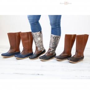 Tall Duck Boot *Final Sale*