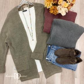 Long Sleeve Cardigan
