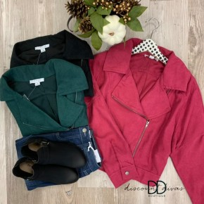 Long Sleeve Jacket *Final Sale*