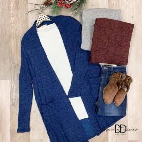 Long Sleeve Cardigan *Final Sale*