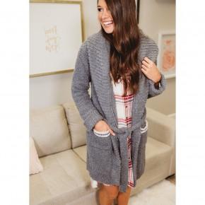 Fleece Robe *Final Sale*