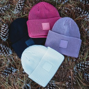 Solid Ribbed Knit Beanie *Final Sale*