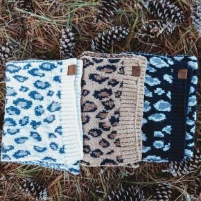 Leopard Print Scarf *Final Sale*