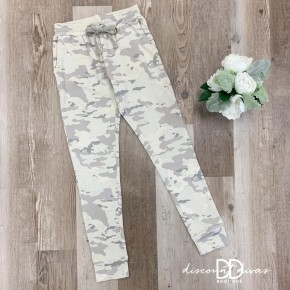 Camouflage Printed Joggers