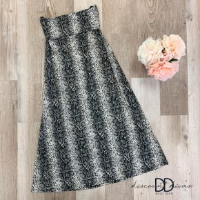 Walking On The Wild Side Skirt