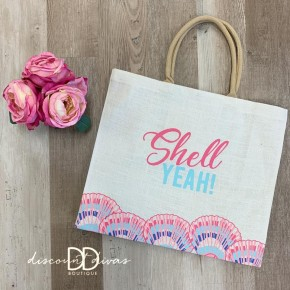 Shell Yeah Carryall Tote