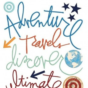 Heidi Swapp Adventure Stickers