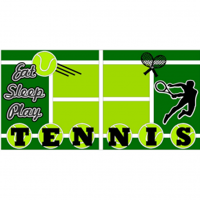 Tennis Boy Kit