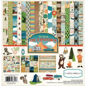 The Great Outdoors Paper Pack