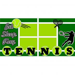 Tennis Girl Kit