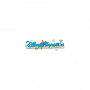 Disney Vacation Dimensional Sticker