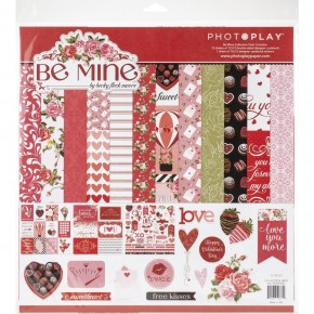 PhotoPlay Be Mine Paper Pack