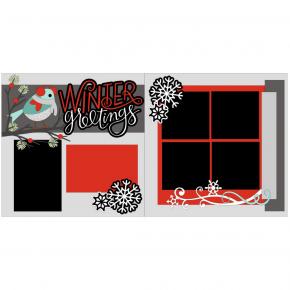 Winter Greetings Kit