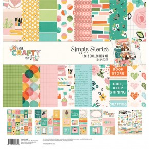 Hey Crafty Girl Collection Kit