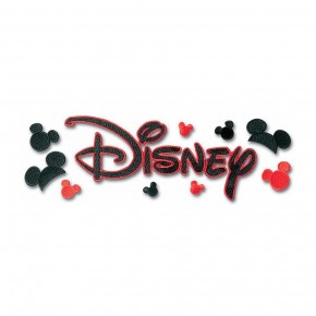 Disney Title Dimensional Stickers