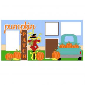 Pumpkin Patch Truck Kit