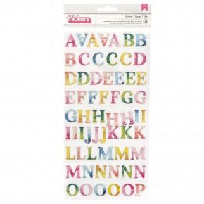 Journey Alphabet Thickers