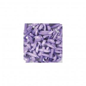 Lilac Mini Brads