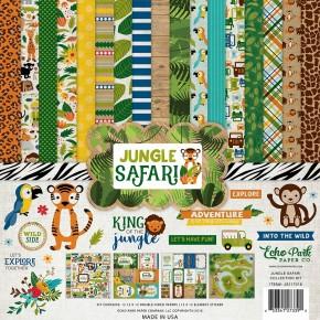Jungle Safari Paper Pack