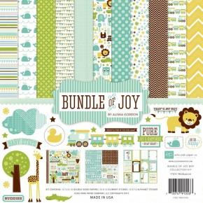 Echo Park Bundle of Joy Boy Paper Pack