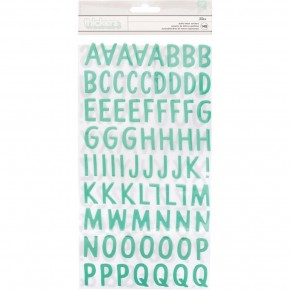 PeekaBoo Boy Alphabet Thickers