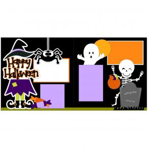 Happy Halloween 2019 Kit