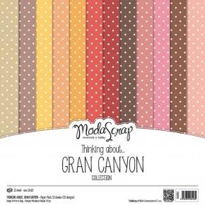 ModaScrap Gran Canyon Paper Pack